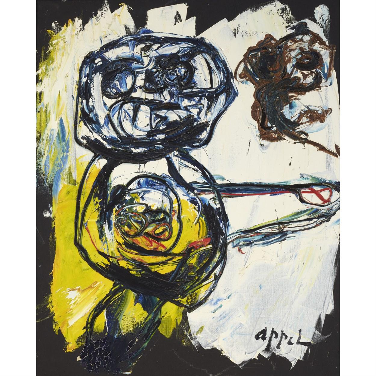 Lot 19 - Karel Appel (Dutch, 1921-2006)