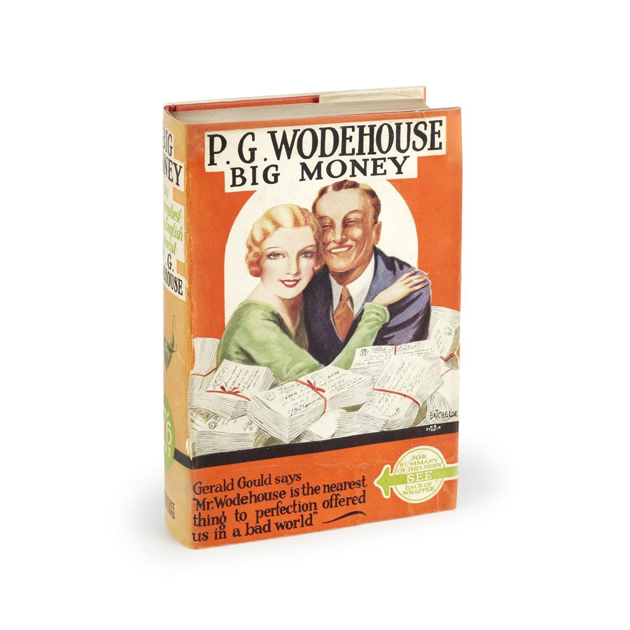 Lot 7 - Wodehouse, P.G.