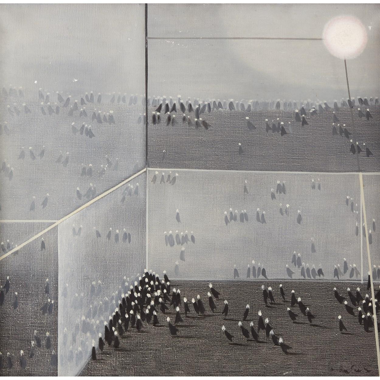 Lot 40 - Nemesio Antunez (Chilean, 1918-1993)