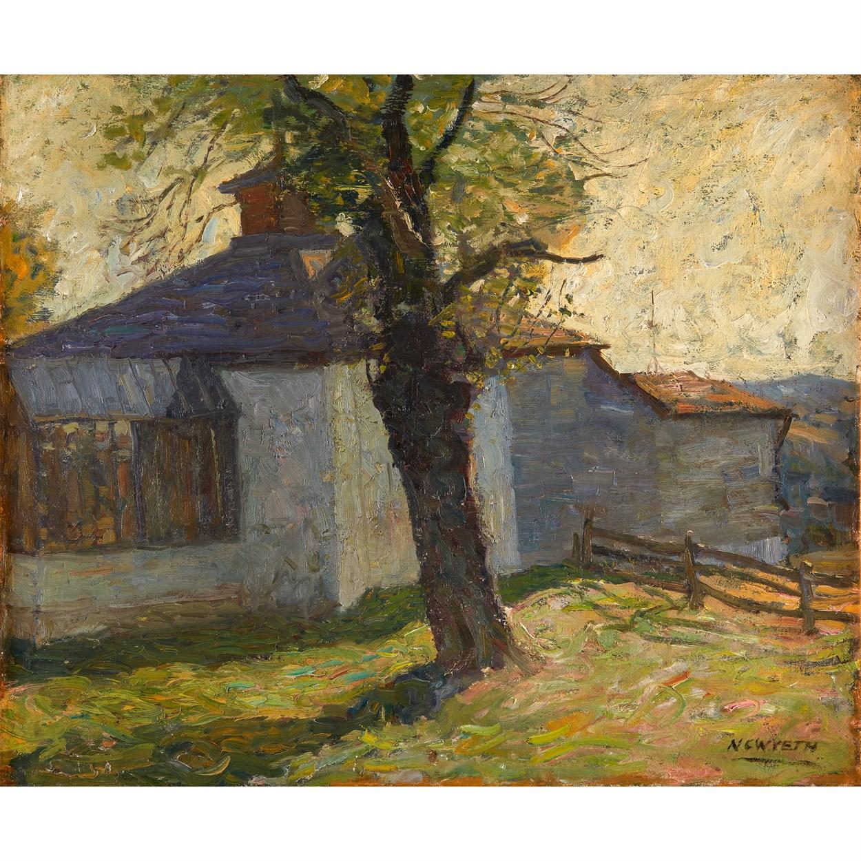 Lot 26 - N.C. Wyeth (American, 1882-1945)