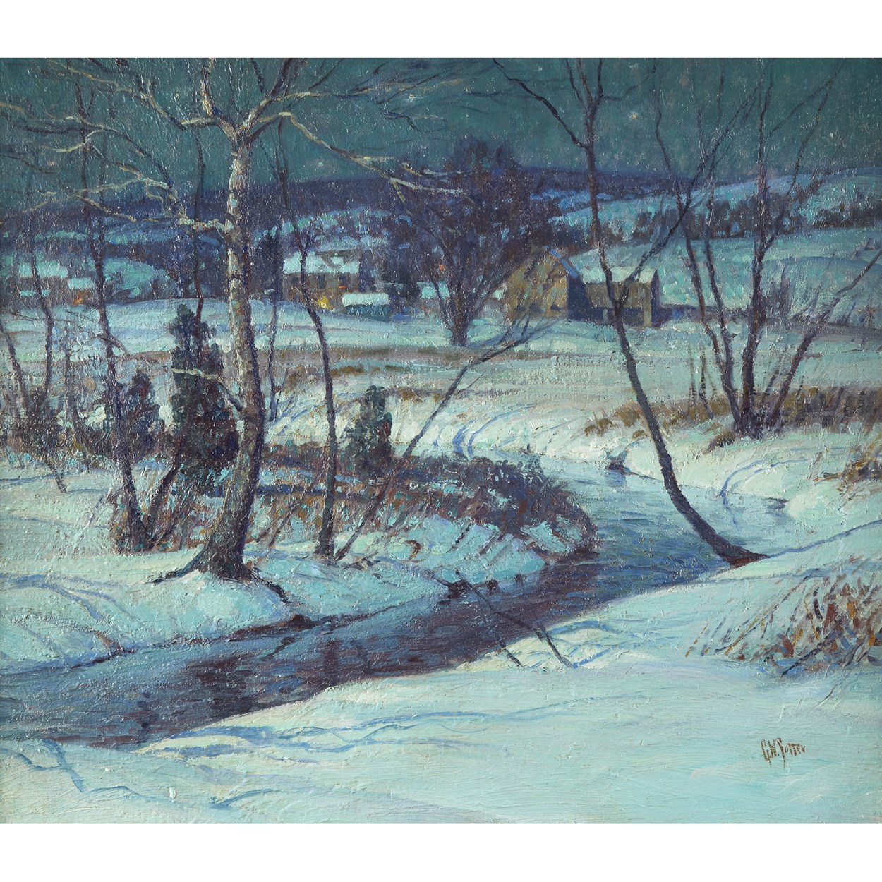Lot 41 - George William Sotter (American, 1879-1953)
