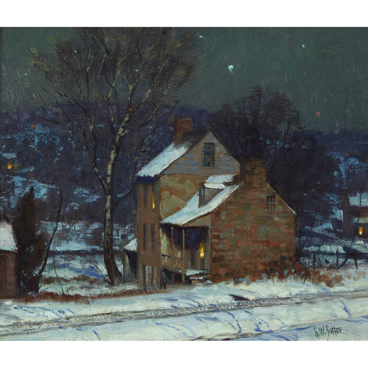 Lot 42 - George William Sotter (American, 1879-1953)