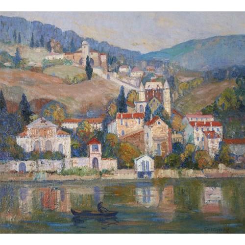 Lot 43 - Fern Isabel Coppedge (American, 1883-1951)