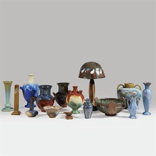 Lot 19 - Fulper Pottery Company (1899-1935)