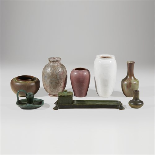 Lot 21 - Art Pottery