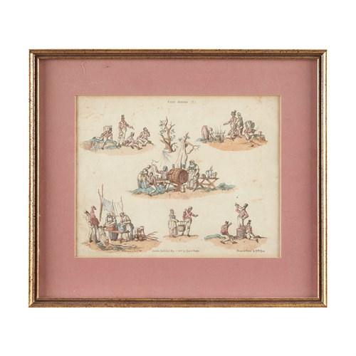 Lot 52 - William Henry Pyne (English, 1769-1843)