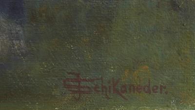 Lot 40 - Jakob Schikaneder (Czech 1855-1924)