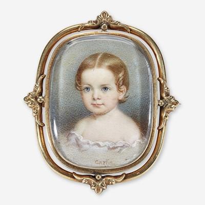 Lot 171 - John Carlin (1813-1891)