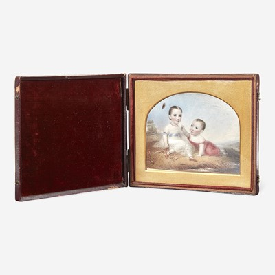 Lot 167 - Attributed to George Hargreaves (English, 1797-1870)