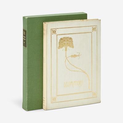 Lot 32 - [Literature] Dowson, Ernest