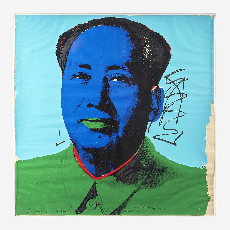 Lot 34 - Andy Warhol (American, 1928-1987)