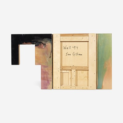 Lot 46 - Sam Gilliam (American, b. 1933)