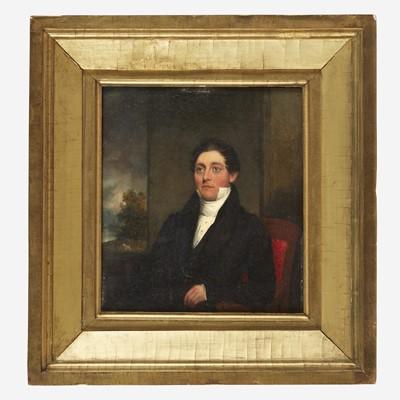 Lot 117 - Attributed to George W. Twibill, Jr. (1806-1836)