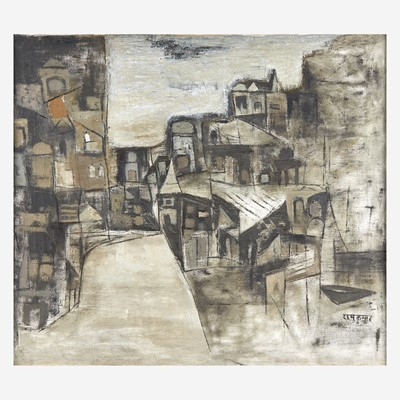 Lot 29 - Ram Kumar (Indian, 1924-2018)