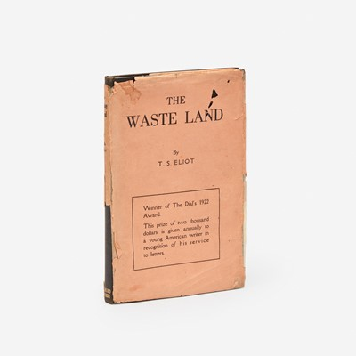 Lot 33 - [Literature] Eliot, T.S.