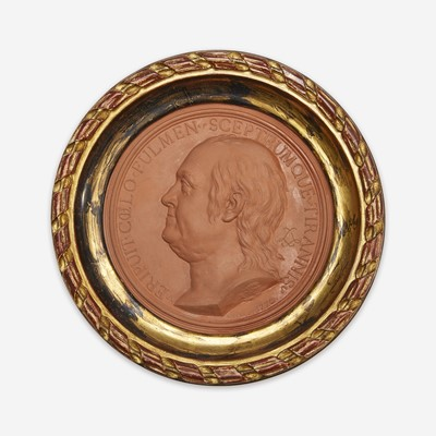 Lot 28 - Jean-Baptiste Nini (Italian, 1717-1786)
