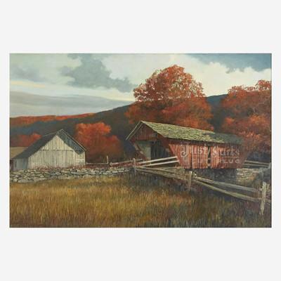 Lot 28 - Eric Sloane (American, 1905–1985)
