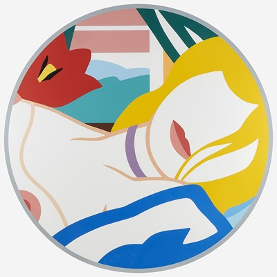Lot 33 - Tom Wesselmann (American, 1931-2004)