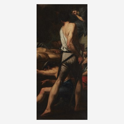 Lot 16 - Valentin de Boulogne (French, 1591–1632)