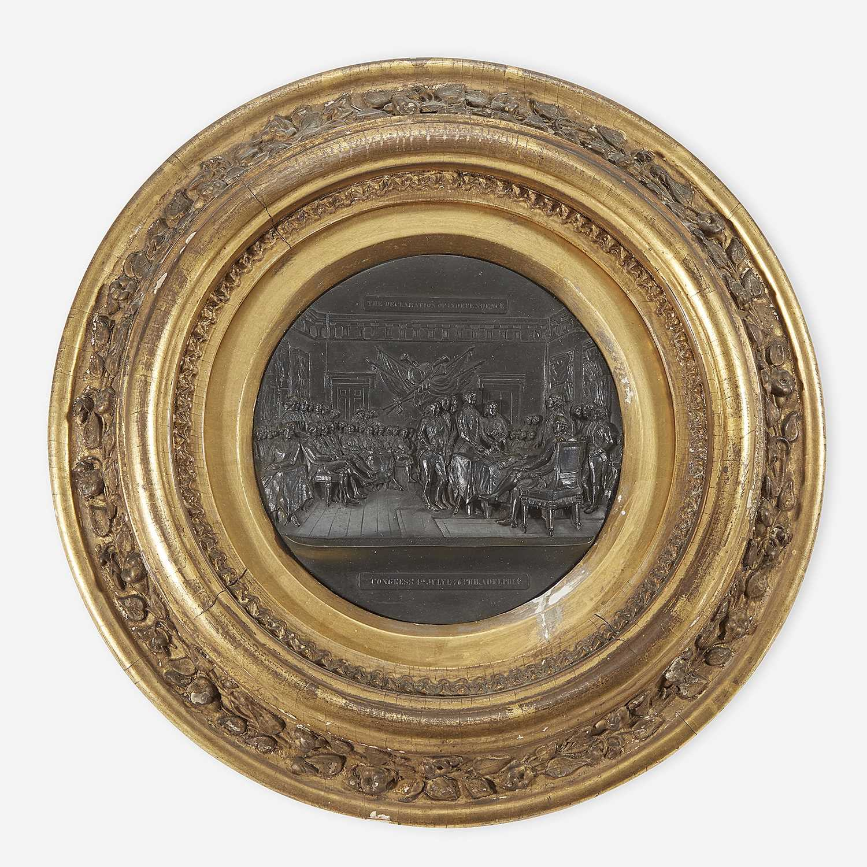 Lot 3 - Charles Koppel (active 1853-1865)  After John Trumbull (1756-1843)