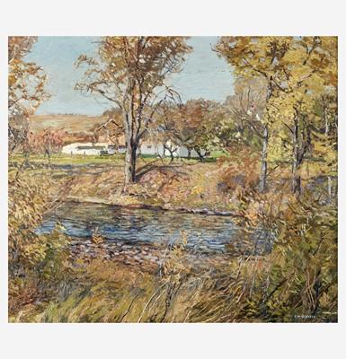 Lot 60 - Edward Willis Redfield (American, 1869–1965)