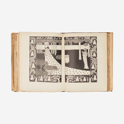 Lot 36 - [Literature] [Beardsley, Aubrey] Malory, Sir Thomas
