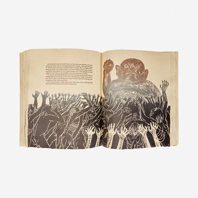 Lot 122 - [Private Press] [Janus Press] Finney, Charles G.