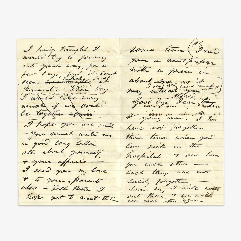 Lot 40 - [Literature] Whitman, Walt