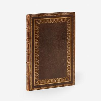 Lot 5 - [Americana] [Franklin, Benjamin] Cicero, M(arcus). T(ullius).