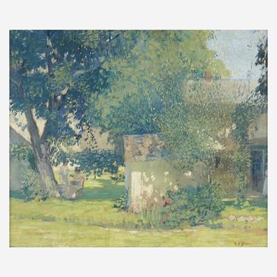 Lot 63 - Rae Sloan Bredin (American, 1881–1933)