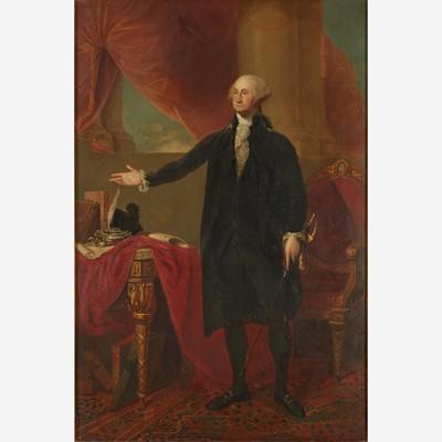 Lot 2 - After Gilbert Stuart (1755-1828)