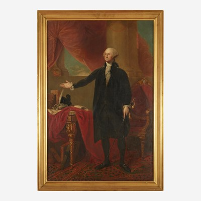 Lot 2 - After Gilbert Stuart (1755-1828)