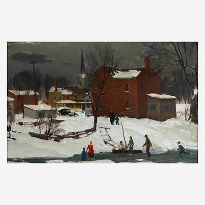 Lot 81 - Harry Leith-Ross (American, 1886–1973)