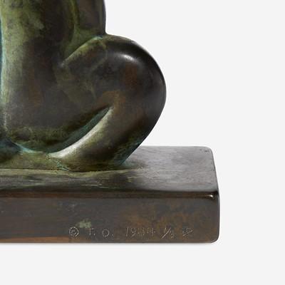 Lot 48 - Tom Otterness (American, b. 1952)