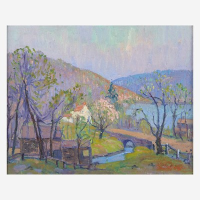 Lot 55 - Fern Isabel Coppedge (American, 1883–1951)