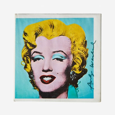 Lot 15 - [Art] [Warhol, Andy] Morphet, Richard