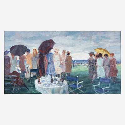 Lot 70 - Paulette Victorine J. Van Roekens (American, 1896–1988)