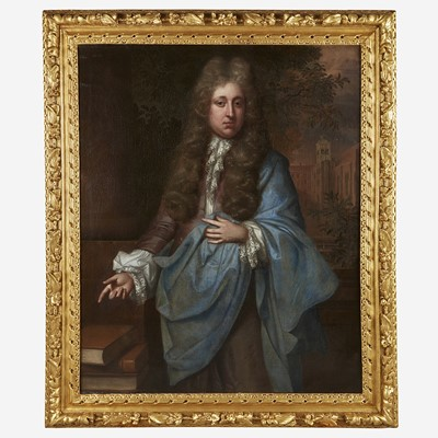 Lot 92 - Manner of Godfrey Kneller (British, 1646–1723)