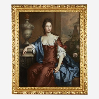 Lot 93 - Manner of Sir Peter Lely (British, 1618–1680)
