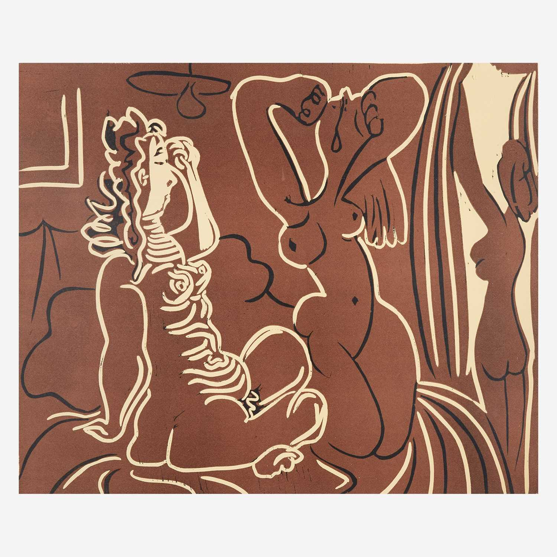 Lot 8 - Pablo Picasso (Spanish 1881-1973)