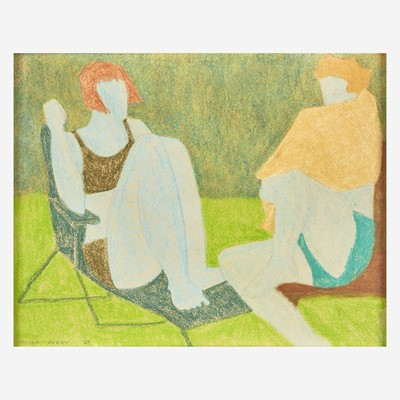 Lot 28 - March Avery (American, B. 1932)