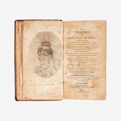 Lot 129 - [Travel & Exploration] Clark, William, and Meriwether Lewis