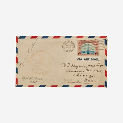 Lot 22 - [Aviation] Earhart, Amelia