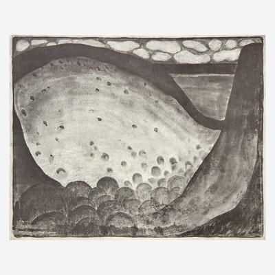 Lot 17 - Georgia O'Keeffe (American, 1887-1986)