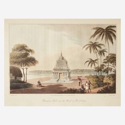 Lot 137 - [Travel & Exploration] [China and India] Wathen, James