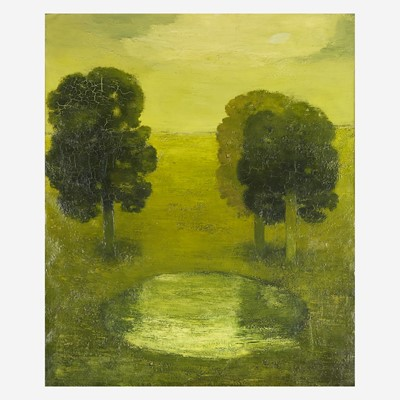 Lot 43 - Albert York (American, 1928–2009)