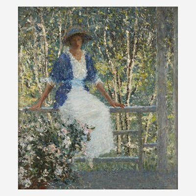Lot 16 - Helen Maria Turner (American, 1858–1958)