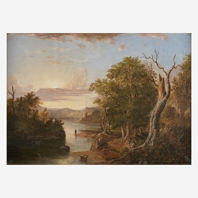 Lot 5 - Henry Ary (American, 1807–1859)