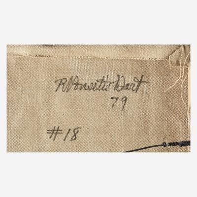 Lot 41 - Richard Pousette-Dart (American, 1916-1992)