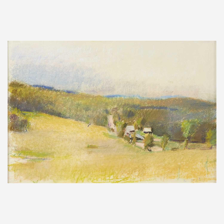 Lot 55 - Wolf Kahn (American/German, 1927-2020)